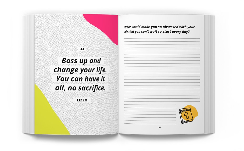 The Solopreneur Success Journal is your guide through the big + small issues that pop up as you grow your audience, show up with authority, take on new opportunities, and increase your income. Whether you're just launching your business or have been at it for years, each journal prompt will help you dig into the issues that can throw you off, slow you down, or stop you from moving forward. If you're ready to grow your business and improve your mindset, this journal is for YOU!