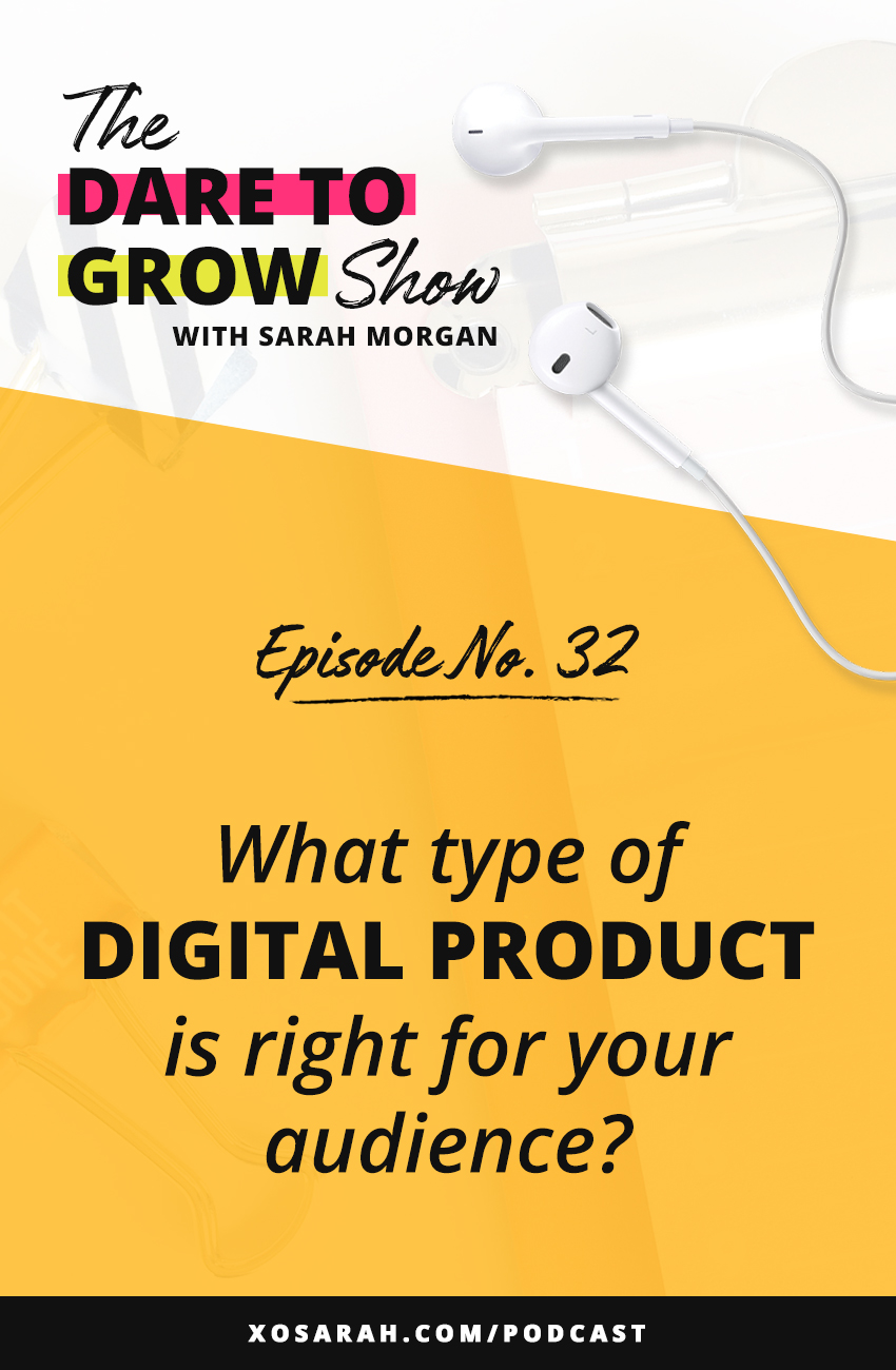 Online course, ebook, workshop - what type of digital product should you create?