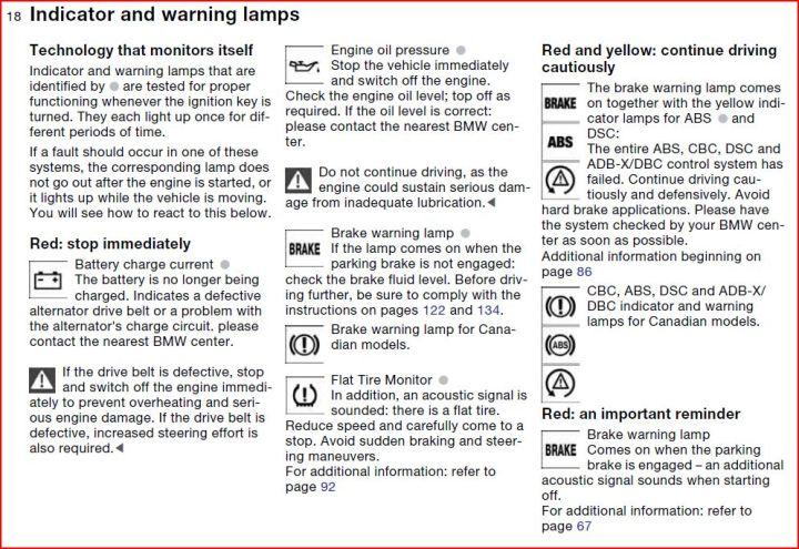 2009 Bmw X3 Dash Warning Lights Decoratingspecial Com