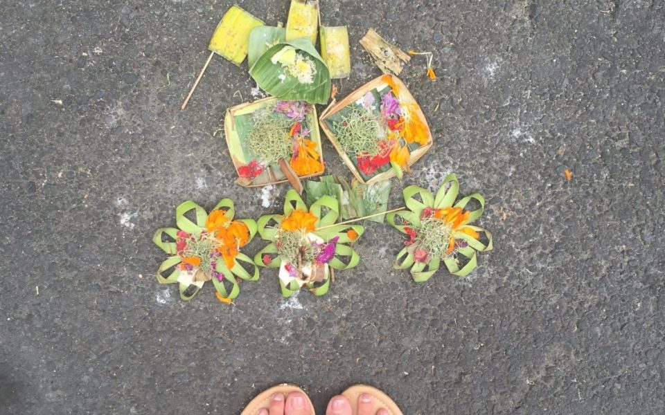 Canang Sari: a beautiful Balinese offering