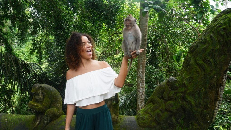 Monkeying Around in Bali's Sacred Monkey Sanctuary travel