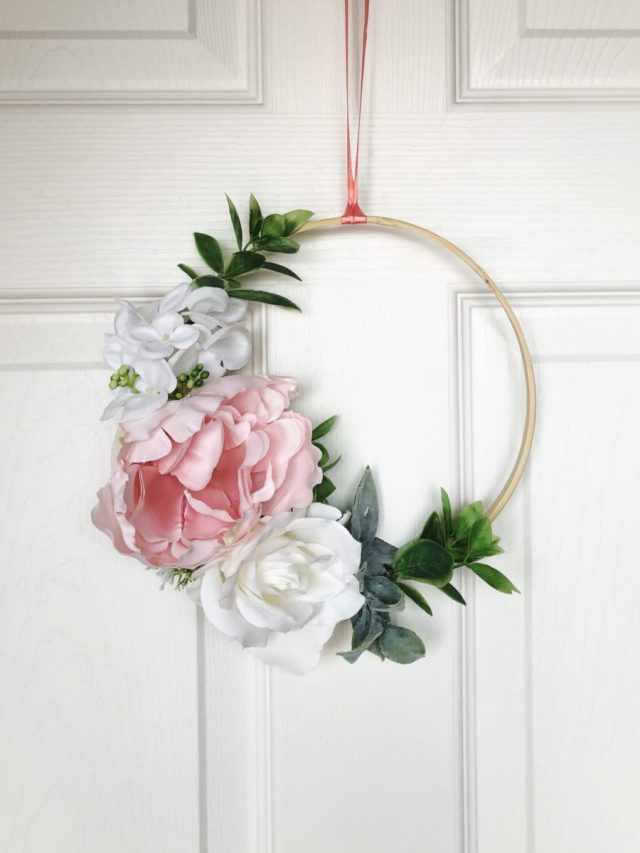 DIY Seasonal Hoop Wreaths popular-posts diy