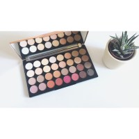 Budget beauty: Makeup revolution Flawless 3 Resurrection eyeshadow palette! First impression & swatches