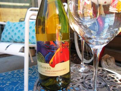 I'm a proud mama of good Washington State wine and this is one of them made near my hometown.