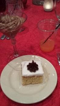 usmc ball dessert