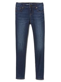 Superdenim Super Skinny Jeans with Fantastiflex - dark wash