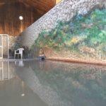 アラフィフ、あるお客さんとの温泉についての会話