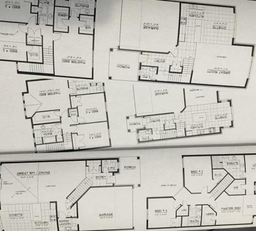 Cost finish basement Layout
