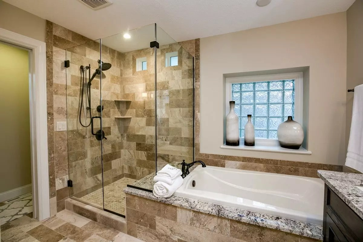 Looking for bathroom addition ideas? What about a new ... on Master Bathroom Remodel Ideas  id=59925