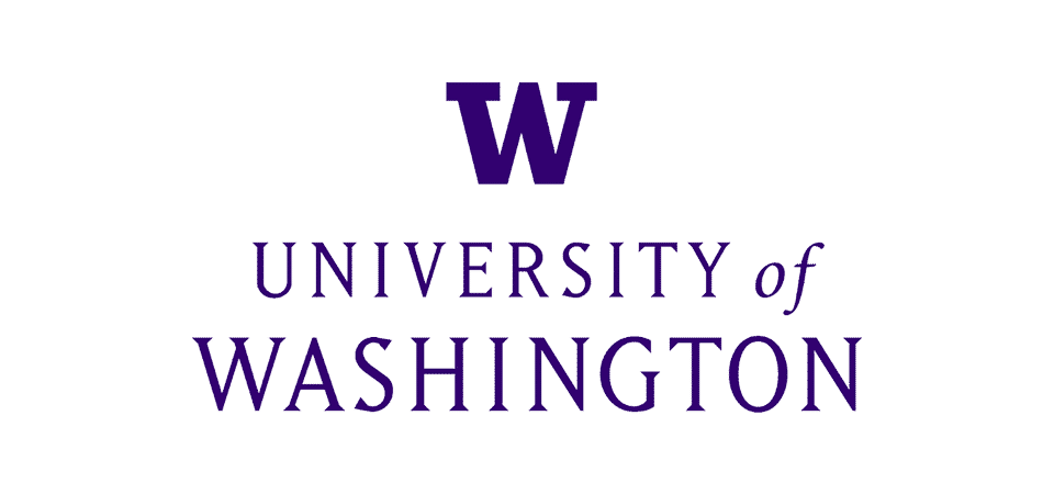 Logo for the University of Washington