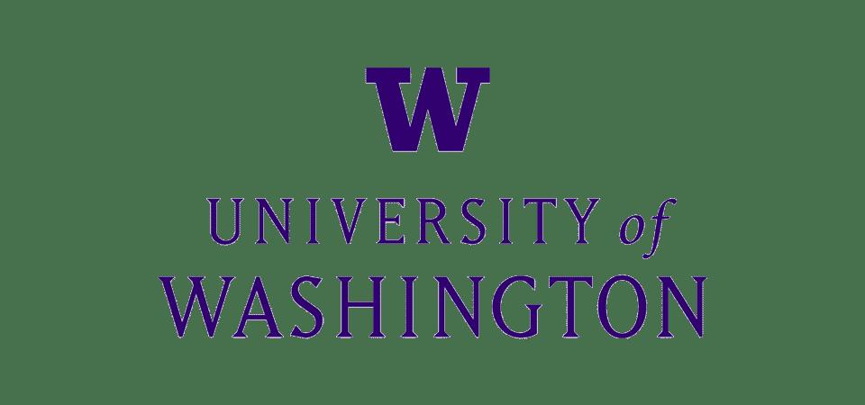 Logo for the University of Washington