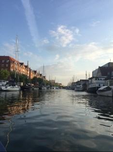 Canals in Copenhagen