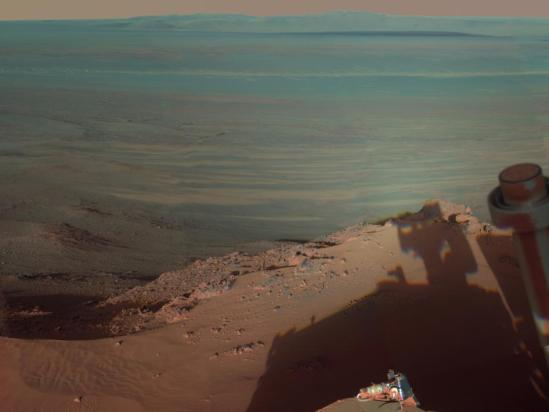 20120524XD-NASA-MarsRoverOpportunity-EndeavourCrater-Mars