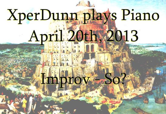 XperDunn plays Piano