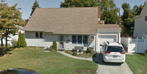 My family's first home in Bethpage, LI, NY