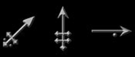 Alchemical symbols for Iron