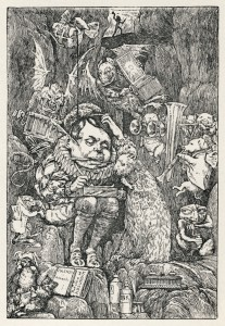 lewis_carroll_-_henry_holiday_-_hunting_of_the_snark_-_plate_7