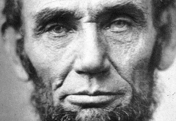 """Abraham Lincoln, is shown November 8, 1863. Lincoln sat for 33 photographers and 127 portraits, 37 of them by Gardner - """"Mr. Lincoln's Cameraman"""". (AP Photo/Alexander Gardner)"""