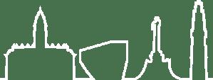 Logo XperienceTours simples branco