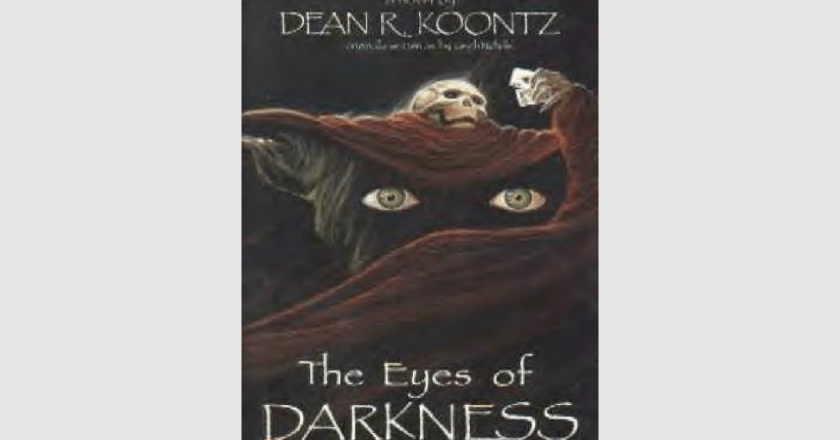 Koontz the eyes of darkness and the corona prediction