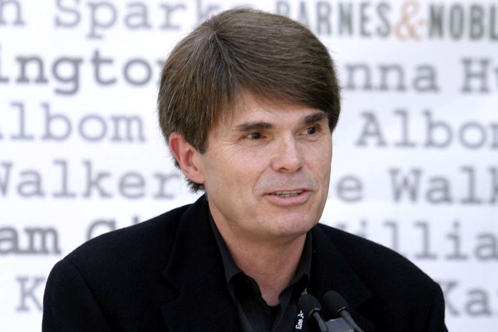 Dean Koontz author Eyes of Darkness
