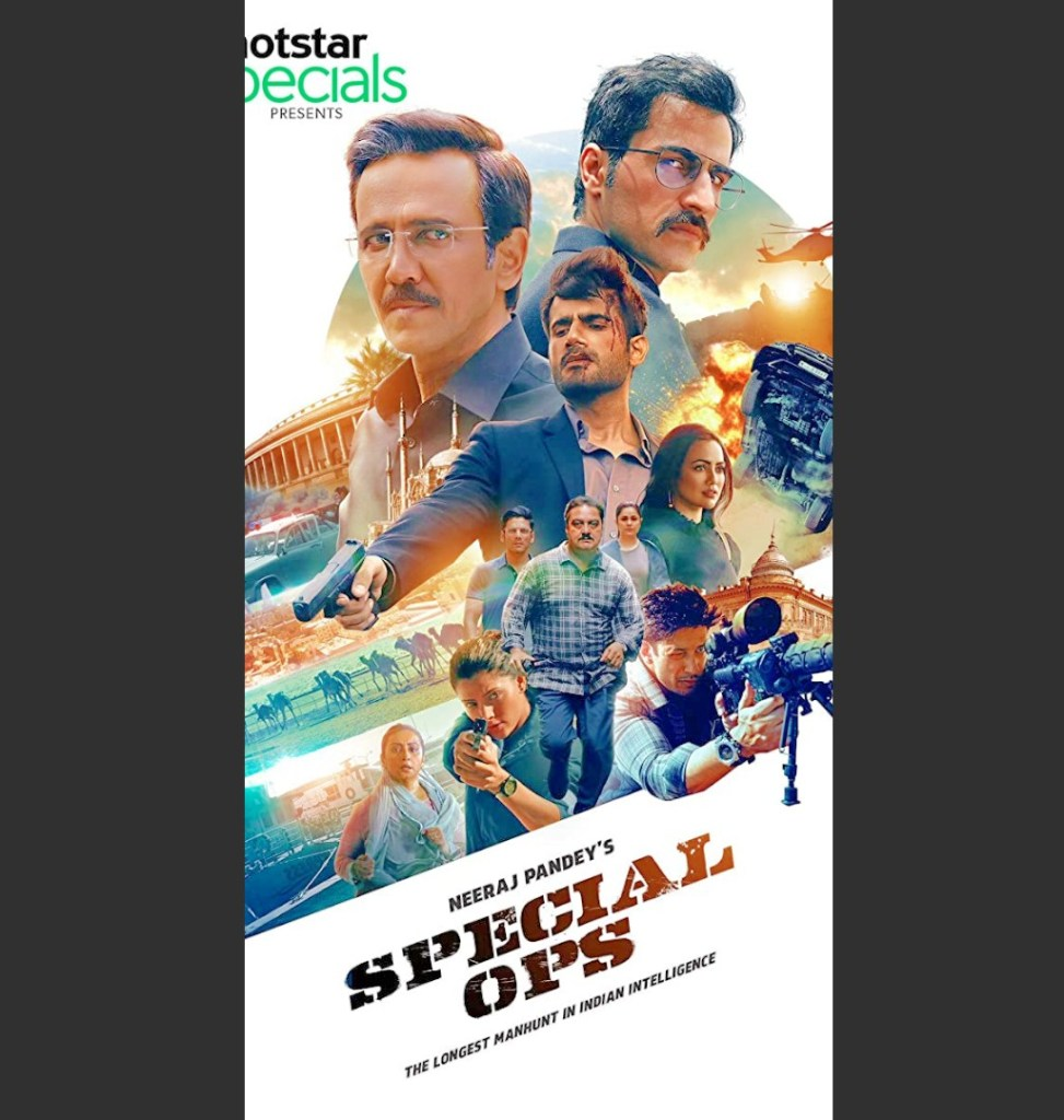 Special OPS, Hotstar Web Series for download