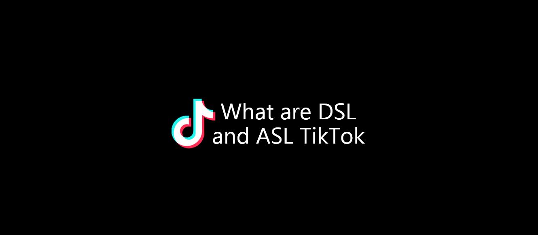 ASL TikTok