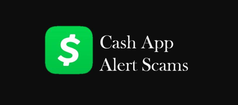 Cash App Alert Scams