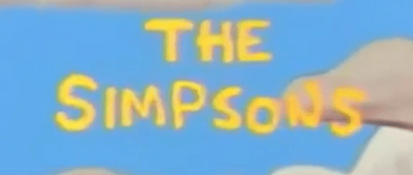 Image of Simpsons August 27