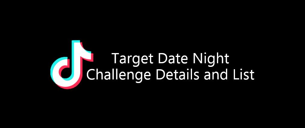 Image of Target Date Night Challenge List