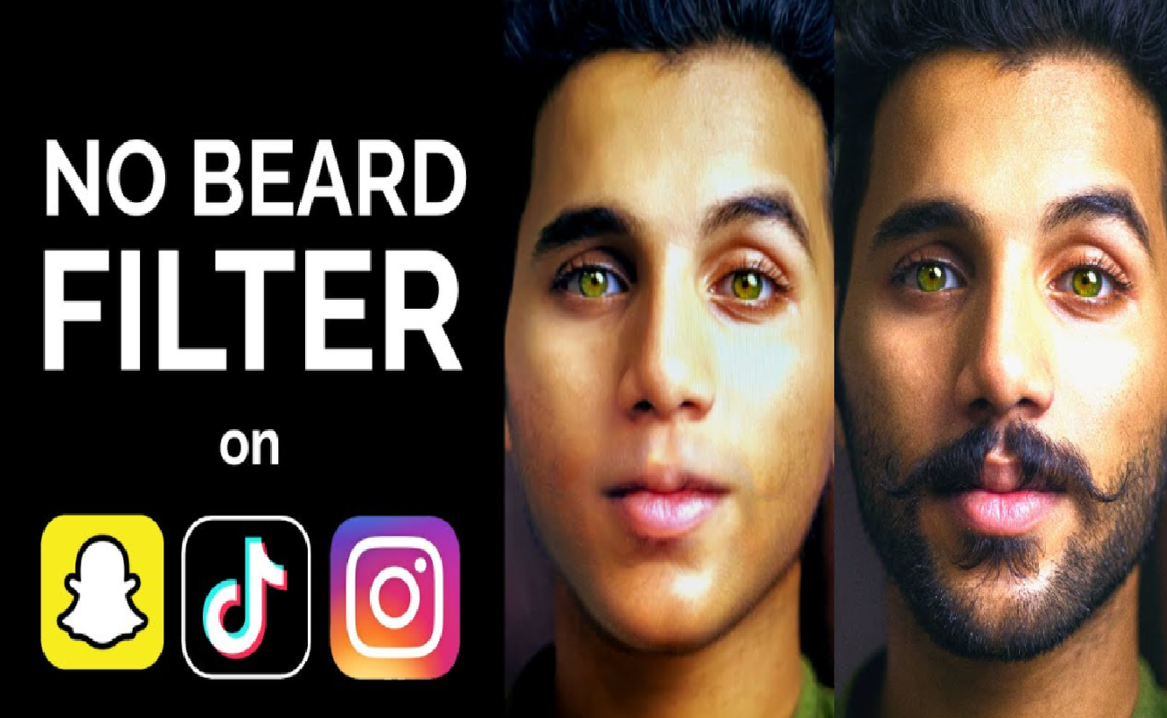 Isihlungi se-Beardless Instagram
