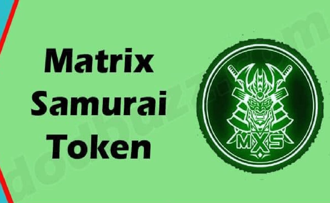 Matrix Samurai Token