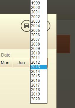 DatePicker Range in LightSwitch HTML Client (2/6)