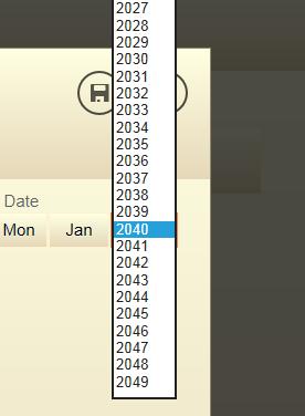 DatePicker Range in LightSwitch HTML Client (5/6)