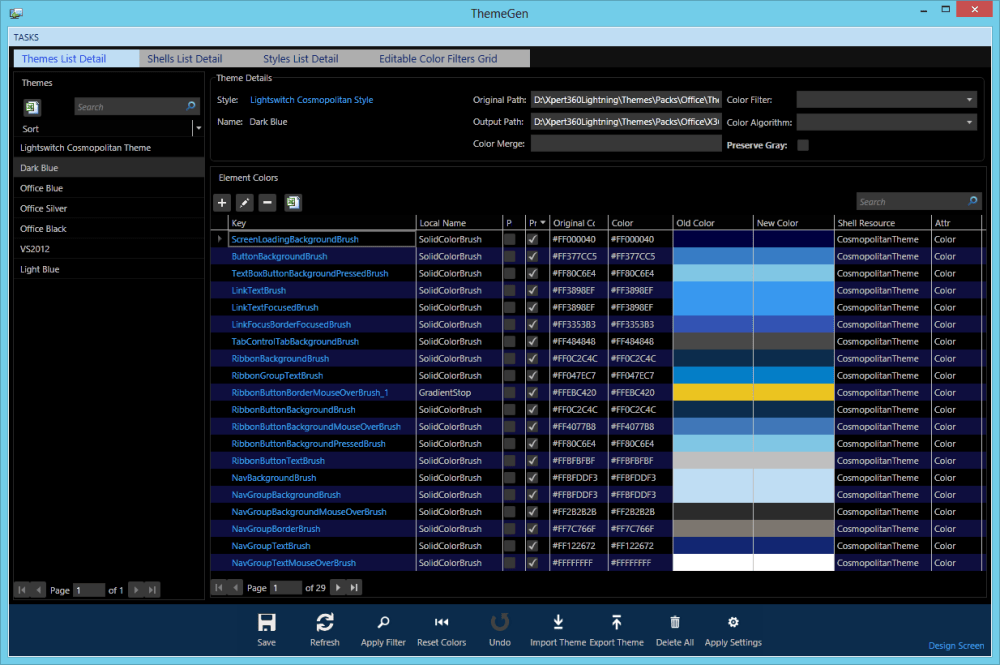 Second Look at LightSwitch in VS2013 Preview (4/5)