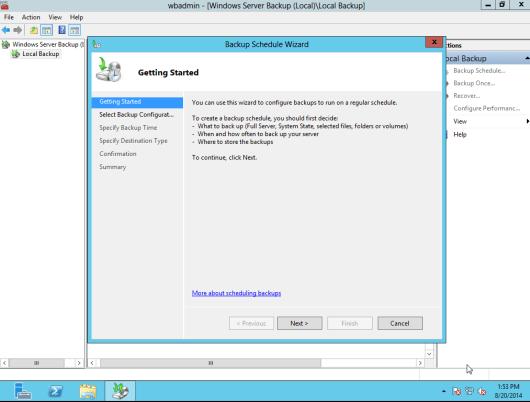 WindowsServerBackupSchedule1