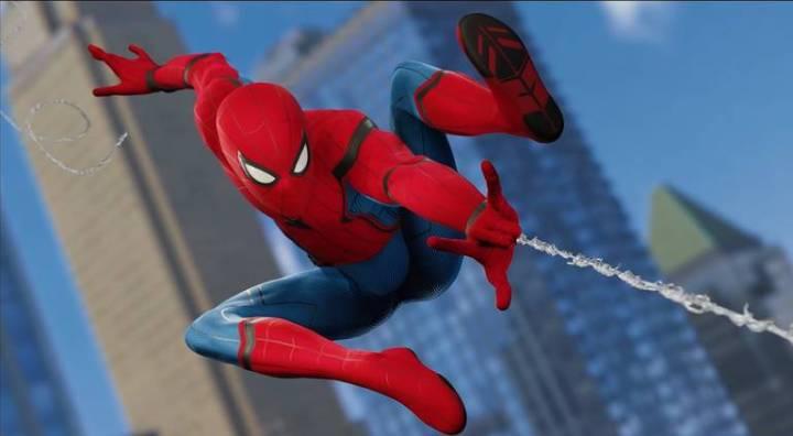Spider-Man: Veja todos os trajes do jogo do Homem-Aranha - Traje Stark