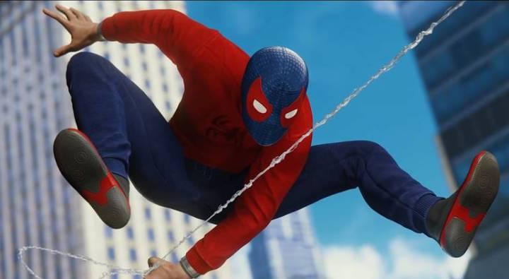 Spider-Man: Veja todos os trajes do jogo do Homem-Aranha - Traje do Lutador