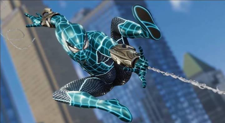 Spider-Man: Veja todos os trajes do jogo do Homem-Aranha - Traje do Medo