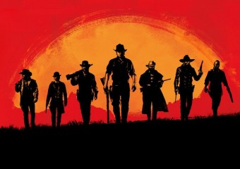 Novo Trailer de Red Dead Redemption 2
