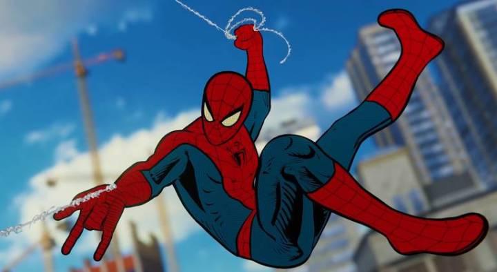 Spider-Man: Veja todos os trajes do jogo do Homem-Aranha - Traje HQ Clássica
