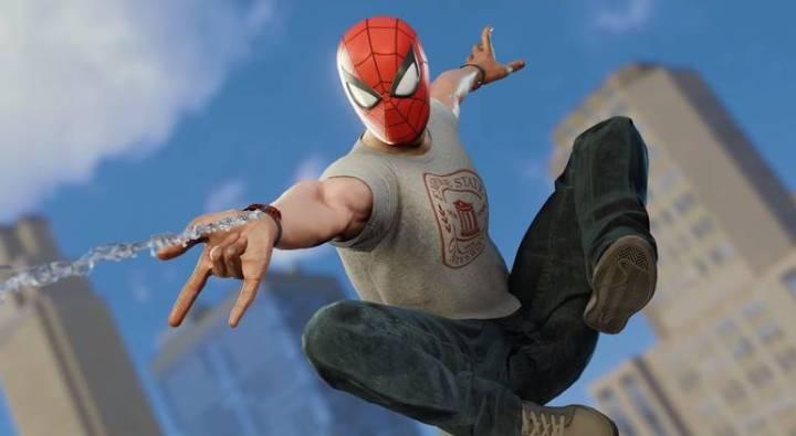 Spider-Man: Veja todos os trajes do jogo do Homem-Aranha - Traje ESU