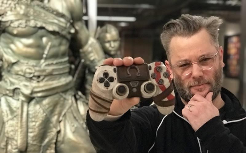 BGS 2018: Diretor de God of War, Cory Barlog vem ao Brasil em evento de games