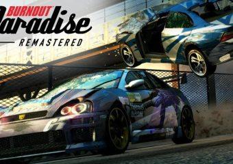 Burnout Paradise Remastered: Requisitos mínimos para jogar no PC