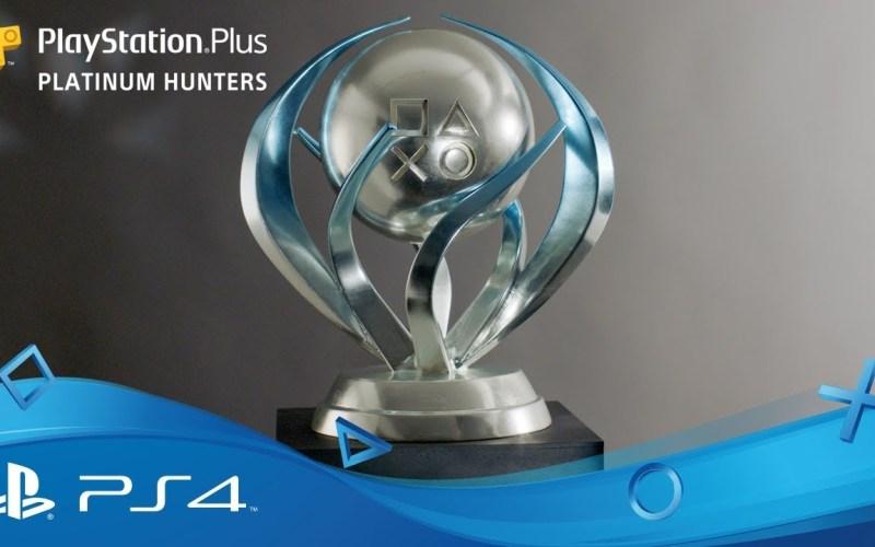 Conheça os 5 jogos fáceis de platinar no PS4