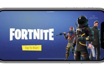 Fortnite Mobile: A versão para iOS atinge U$1,5 milhões de venda, nos 4 primeiros dias capa