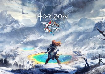 Horizon Zero Dawn Frozen Wilds trará 15 horas de jogo
