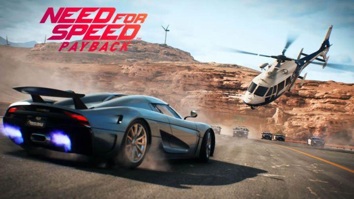 """Need for Speed Payback: Nova atualização """"Modo Livre"""" já está disponível 1"""