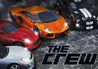 The Crew: Requisitos mínimos para rodar o jogo no PC é divulgado pela Ubisoft capa