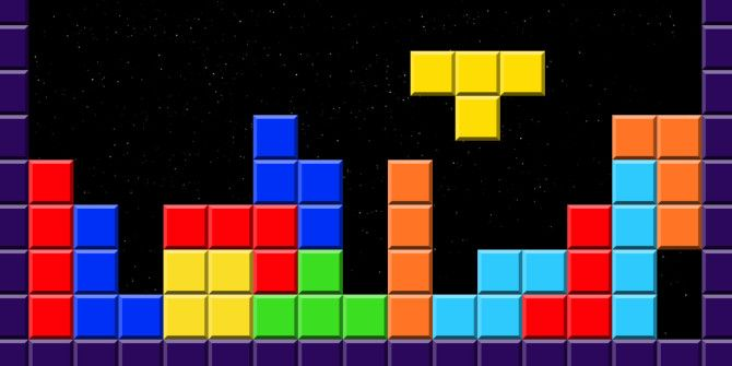 Top 5: Você sabe quais são os jogos mais populares da história, veja aqui! - Tetris
